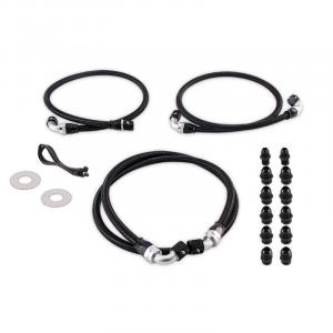 Transmission - Misc. Transmission Parts - Mishimoto - Mishimoto Transmission Cooler Line Kit, Chevy/GMC (2001-05) 6.6L Duramax 2500 & 3500 LB7 & LLY