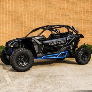 S3 Powersports - S3 POWER SPORTS, Maverick X3 Nerf Bars (2 Seater)