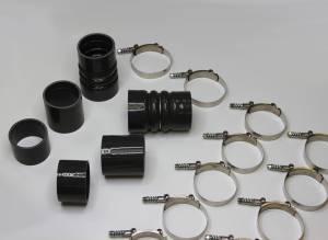 AVP - AVP Heavy Duty Intercooler Boot Kit, Ford (1999.5-03) 7.3L Power Stroke - Image 2