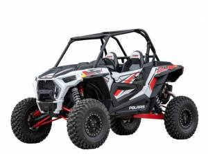 "UTV Accessories - UTV Lift Kits/ Portals - SuperATV - Polaris RZR XP Turbo 3"" Lift Kit, Use with Walker Evans Shocks (2019+)"