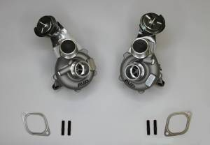 Turbos/Superchargers & Parts - Performance Twin Turbo Kits - AVP - AVP Stage 1 Performance Twin Turbo Kit, Ford (2013-16) F-150, (15-19) Transit, (15-17) Expedition/Navigator 3.5L EcoBoost