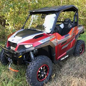 UTV Windshield - Full/ Vented Windshields - HighLifter - High Lifter, Windshield Polaris General (Not Tinted)