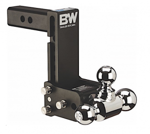 """B&W Trailer Hitches - B&W Tow & StowHitch for2"""" Receiver, 7"""" drop - 7.5"""" rise (1-7/8"""" x 2"""" x 2-5/16"""")"""