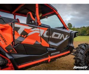 UTV Accessories - UTV Doors - SuperATV - Honda Talon 1000X, Lower Doors (4 Doors)