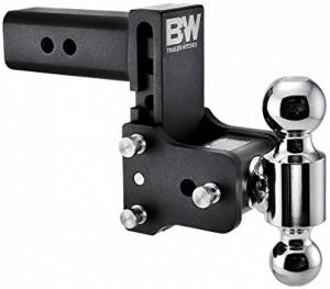 "Towing & Recovery - 2.5"" Hitches - B&W Trailer Hitches - B&W Tow & Stow Hitch for 2.5"" Receiver, 5"" drop - 5.5"" rise (2"" x 2-5/16"")"