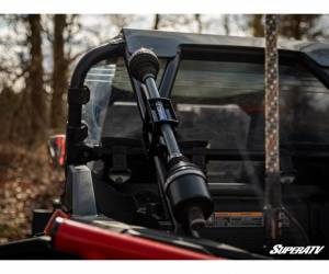 """UTV Accessories - Roll Bar Accessories - SuperATV - Spare Axle Mount For 1.75"""" Cages (2 mounts- secures one axle)"""