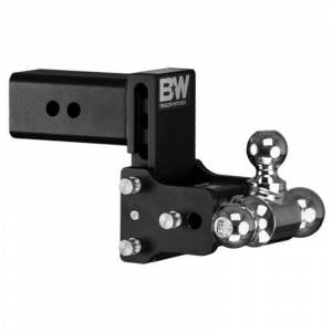"Towing & Recovery - 3"" Hitches - B&W Trailer Hitches - B&W Tow & Stow Hitch for 3"" Receiver, 5"" drop - 5.5"" rise (1-7/8"" x 2"" x 2-5/16"")"