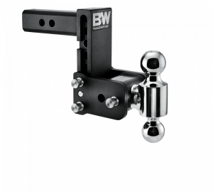 """Towing & Recovery - 2"""" Hitches - B&W Trailer Hitches - B&W Tow & Stow Hitch for 2"""" Receiver, 5"""" drop - 5.5"""" rise (2"""" and 2-5/16"""")"""