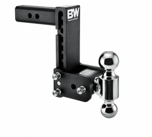 "B&W Trailer Hitches - B&W Tow & Stow Hitch for 2"" Receiver, 7"" drop - 7.5"" rise (2"" and 2-5/16"")"
