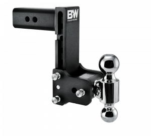 "B&W Trailer Hitches - B&W Tow & Stow Hitch for 2.5"" Receiver, 7"" drop - 7.5"" rise (2"" x 2-5/16"")"