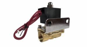 "HornBlasters - Air Horn Electric Valve, 0.5"" Brass - Image 4"