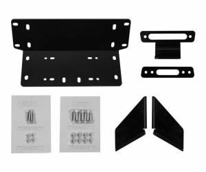 UTV Accessories - UTV Accessories - SuperATV - Kawasaki Teryx Winch Mounting Plate
