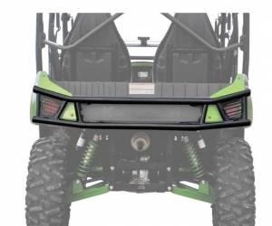 UTV Accessories - UTV Bumpers - SuperATV - Kawasaki Teryx 4 Rear Bumper (Tubed)