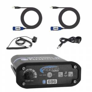 Electronic Accessories - VHF/UHF Radios - Rugged Radios - Rugged Radios RRP696 2 Person Bluetooth Intercom Builder Kit