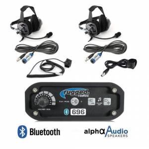 Rugged Radios - Rugged Radios 2 Person Bluetooth Intercom System with Ultimate OTU Headsets - Image 2