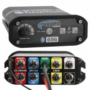 Rugged Radios - Rugged Radios 2 Person Bluetooth Intercom System with Ultimate OTU Headsets - Image 3