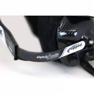 Rugged Radios - Rugged Radios H42 Behind The Head Ultimate Carbon Fiber 2-Way Headset - Image 3