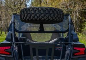 UTV Accessories - UTV Tire Racks - SuperATV - Kawasaki Teryx KRX 1000 Spare Tire Carrier