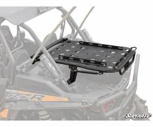 UTV Accessories - UTV Tire Racks - SuperATV - Polaris RZR XP 1000 Cargo Rack