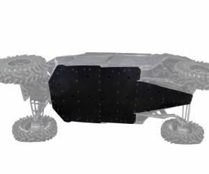 UTV Frame/ Chassis - Skid Plates - SuperATV - Can-Am Maverick X3 MAX Full Skid Plate