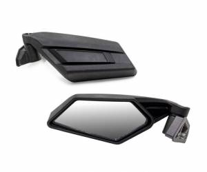 UTV Accessories - Mirrors - SuperATV - Can-Am X3 Sport Side View Mirrors