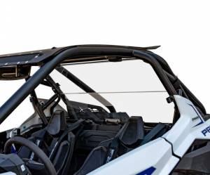 UTV Windshield - Rear Windshields - SuperATV - Polaris RZR PRO XP Rear Windshield (Scratch Resistant Polycarbonate) Dark Tint