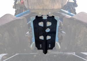 UTV Frame/ Chassis - Gusset/ Bulkhead - SuperATV - Can-Am Maverick X3 Frame Stiffener Kit / Gusset Kit