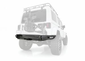 Smittybilt SRC Gen2 Rear Bumper, Jeep (2007-18) JK Wrangler