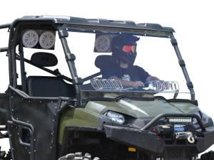 Polaris Ranger 900 Diesel Full Windshield (Standard Polycarbonate)
