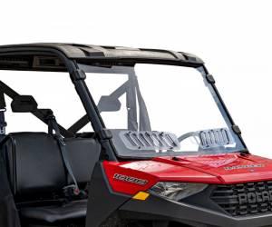 Polaris Ranger XP 1000 Scratch Resistant Vented Full Windshield