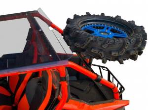 Tire Racks - SuperATV - Honda Talon 1000X-4, Spare Tire Carrier