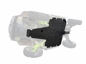 UTV Frame/ Chassis - Skid Plates - SuperATV - Textron Wildcat XX Full Skid Plate