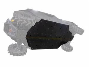 UTV Frame/ Chassis - Skid Plates - SuperATV - Can-Am Defender Max Full Skid Plate (4 Seater)