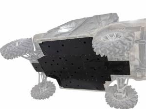 UTV Frame/ Chassis - Skid Plates - SuperATV - Kawasaki Mule Full Skid Plate