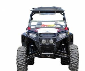 "UTV Accessories - UTV Lift Kits/ Portals - SuperATV - Polaris RZR 800, 5"" Lift Kit, with Rhino Brand Axles (2008-14)"