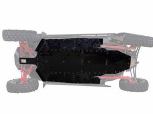 UTV Frame/ Chassis - Skid Plates - SuperATV - Polaris RZR PRO XP 4 Full Skid Plate