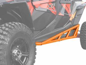 Polaris RZR XP Turbo Nerf Bars, 4 Seater (Orange)