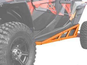 Polaris RZR XP 1000 Nerf Bars, 4 Seater, (Orange)
