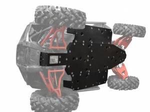 UTV Frame/ Chassis - Skid Plates - SuperATV - Polaris RZR Trail S 900 Full Skid Plate