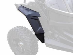 UTV Accessories - UTV Fender Flares - SuperATV - Polaris RZR Trail S 1000 Fender Flares (Rear Only)