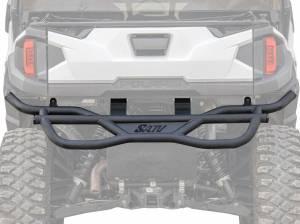 UTV Accessories - UTV Bumpers - SuperATV - Polaris General XP 1000 Rear Bumper (Black)