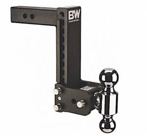 """B&W Trailer Hitches - B&W Tow & StowHitch for2.5"""" Receiver, 9"""" drop - 9.5"""" rise (2"""" x 2-5/16"""")"""