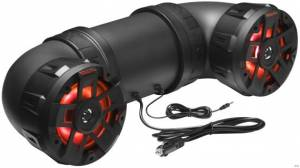 "BOSS AUDIO RGB 6.5"" ATV TUBE 6.5"" BT TUBE"