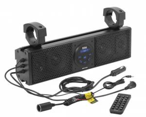 BOSS AUDIO 18 inch Sound bar Audio System with Bluetooth