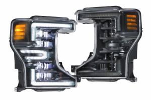 Lighting - Headlights/Driving Lamps - Morimoto - Morimoto Ford Super Duty (2020+) XB LED Headlights (Pair)