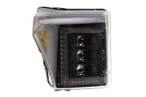 Lighting - Headlights/Driving Lamps - Morimoto - Morimoto Ford Super Duty (2011-16) XB LED Headlights (Pair)
