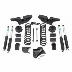 """Steering/Suspension Parts - 6"""" Lift Kits - ReadyLIFT Suspension - ReadyLIFT Lift Kit, Dodge/RAM (2019-21) 2500 4x4 Diesel (6"""" Lift)"""
