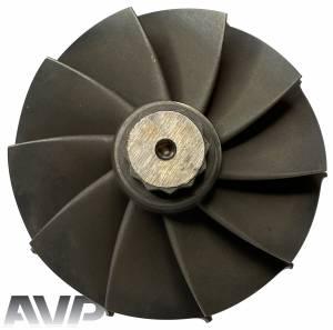 AVP - AVP Turbine Wheel & Shaft, Ford (2008-10) 6.4L, Low Pressure Turbo - Image 3