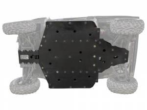 UTV Frame/ Chassis - Skid Plates - SuperATV - Polaris Ranger 1000 Full Skid Plate (2021+)