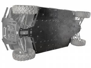 UTV Frame/ Chassis - Skid Plates - SuperATV - Polaris Ranger Crew 1000 Full Skid Plate